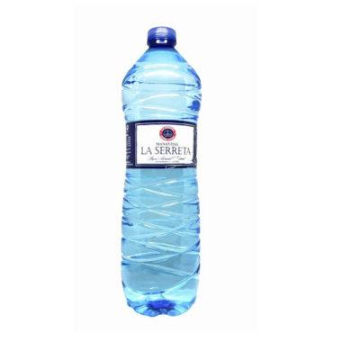 agua la serrerta