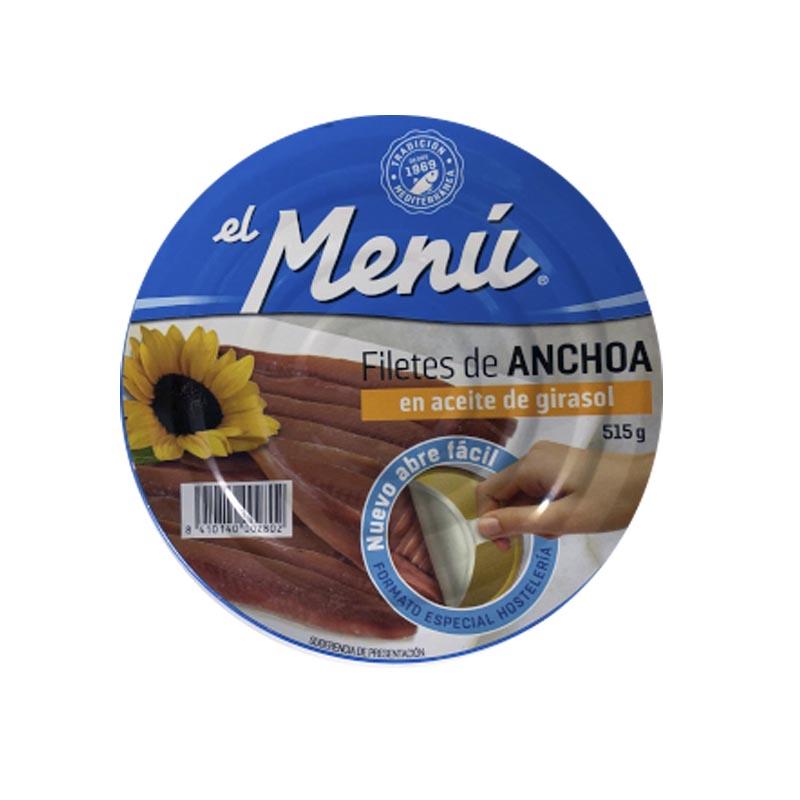 filetes de anchoas el menú