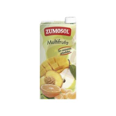 zumo multifrutas zumosol