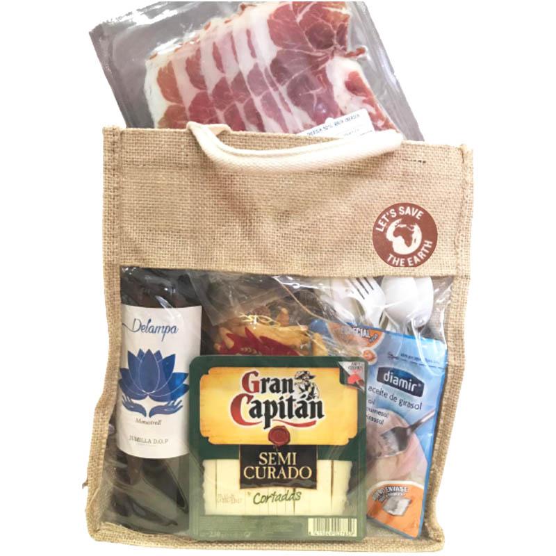 set de picnic especial navidad