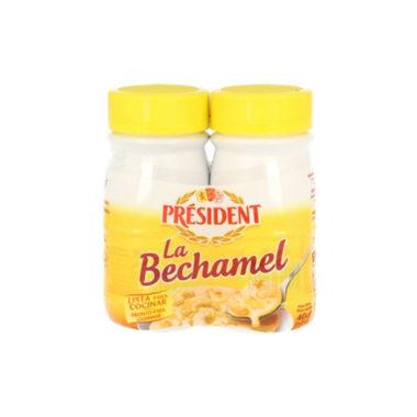 salsa bechamel president