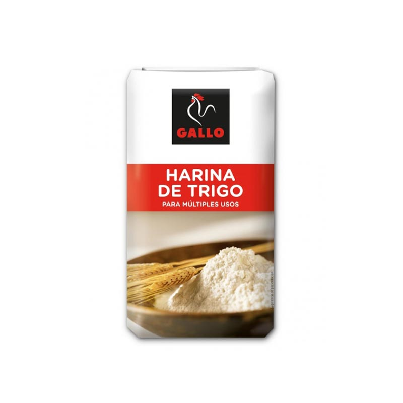 Harina de trigo Gallo