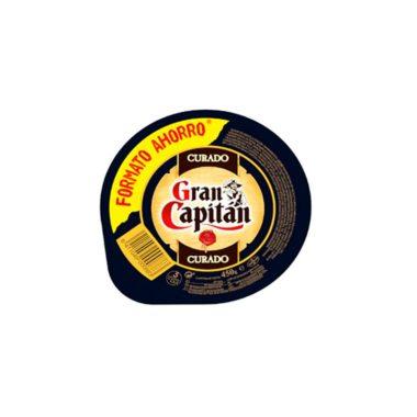 queso curado gran capitan