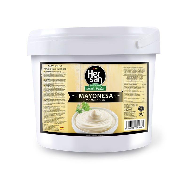 mayonesa hersan