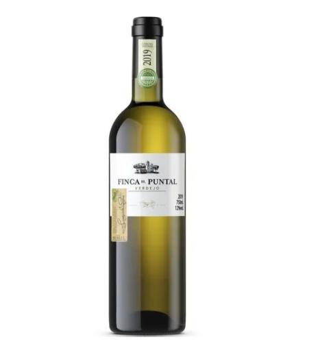 vino verdejo finca el puntal